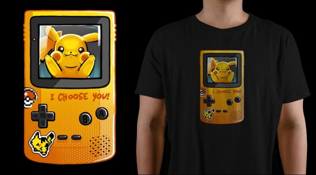 Qwertee GB Yellow Starter